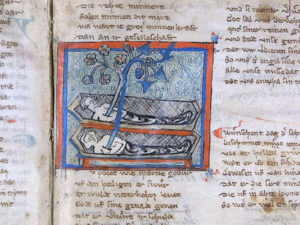 manuscrit 14e