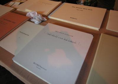 Buchenpresse